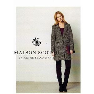 MAISON Classic long tailored jkt