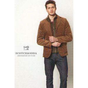 SCOTCH 2IN1Codyroy JKT