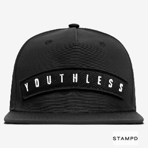 STMPD YOUTHLESSNYLONCAP
