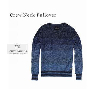 SCOTCH Crew Neck Pullover