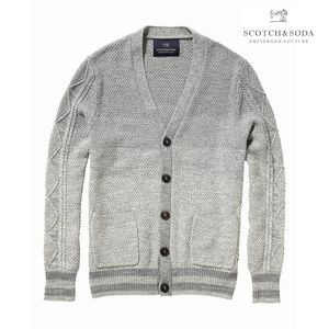 SCOTCH Knitted Caedigan