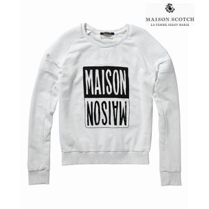 MAISON QUILTED SLEEVE SW