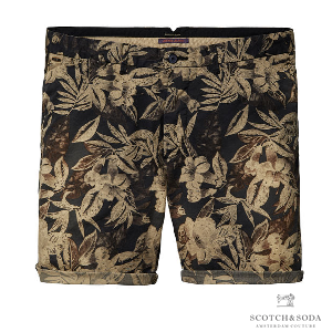 SCOTCH  PoplinChinoShorts