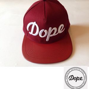 Dope By STAMPD LOGO CAP