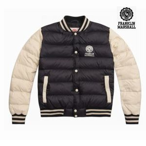 FRANKLIN varsity down jacket