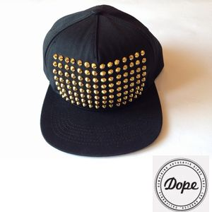 Dope By STAMPD Goid studded
